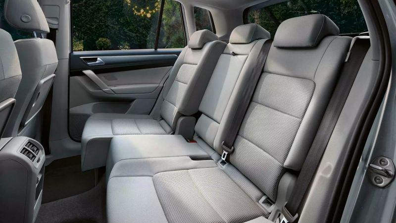 Le système de réglage des directions du siège ergoActive du nouveau Sportsvan