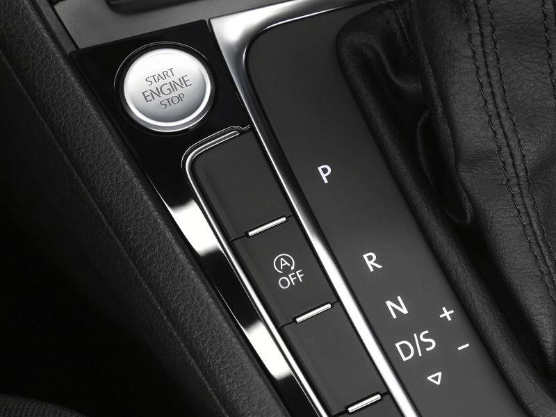 Sistema Keyless Access de Golf 2020 de Volkswagen México