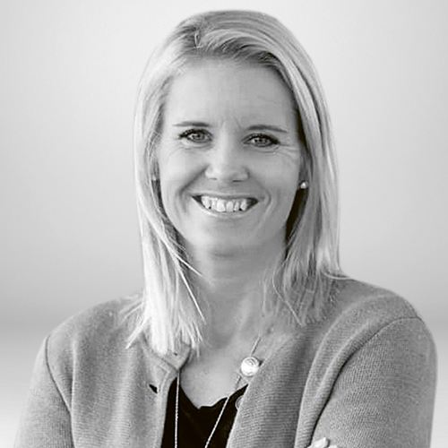 Sofia Granfors, Head of e-Mobility hos Volkswagen