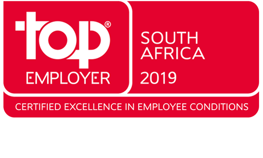 Volkswagen South Africa Top Employer