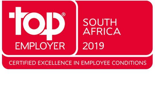 Volkswagen South Africa Top Employer