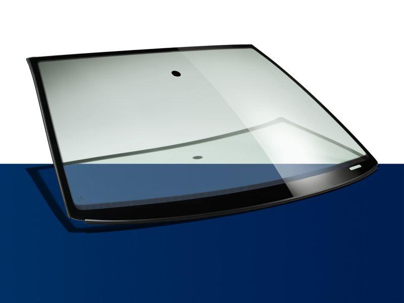 A car windscreen