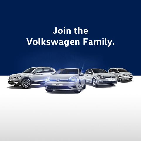 join the volkswagen family