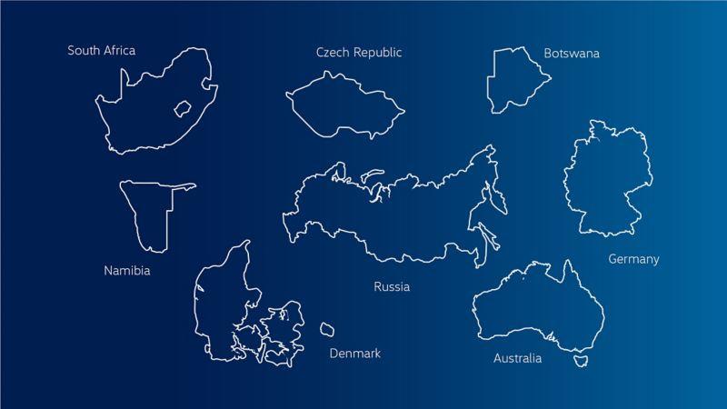 spirit of amarok participating countries