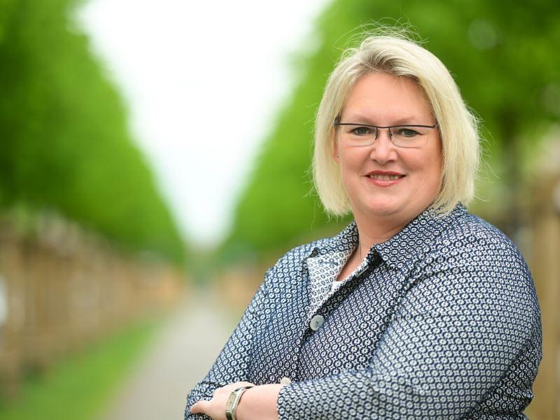 Stefanie Hegels obejmie stanowisko dyrektora zakładu Volkswagen Poznań we Wrześni