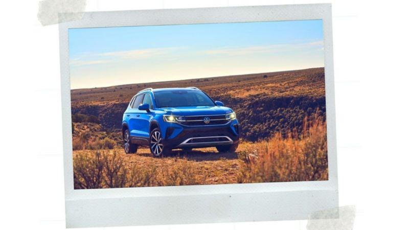 Estrena en Navidad un SUV Nuevo Taos de Volkswagen. Conoce el precio de VW Taos.
