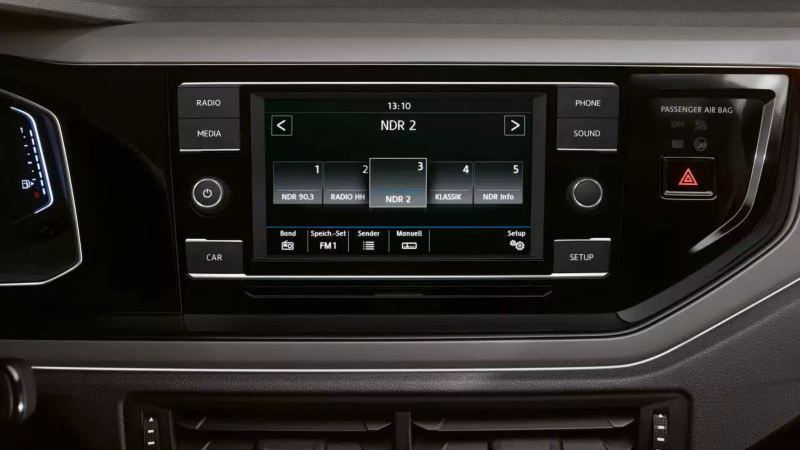 Polo GTI Système Composition Colour
