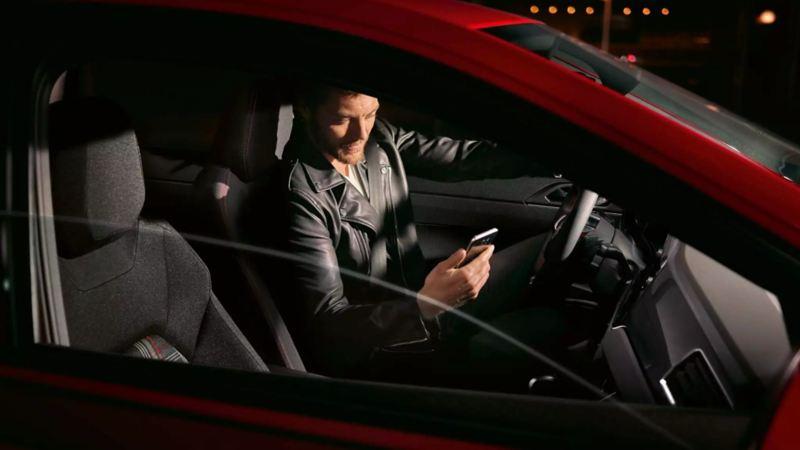 Polo GTI Smartphone