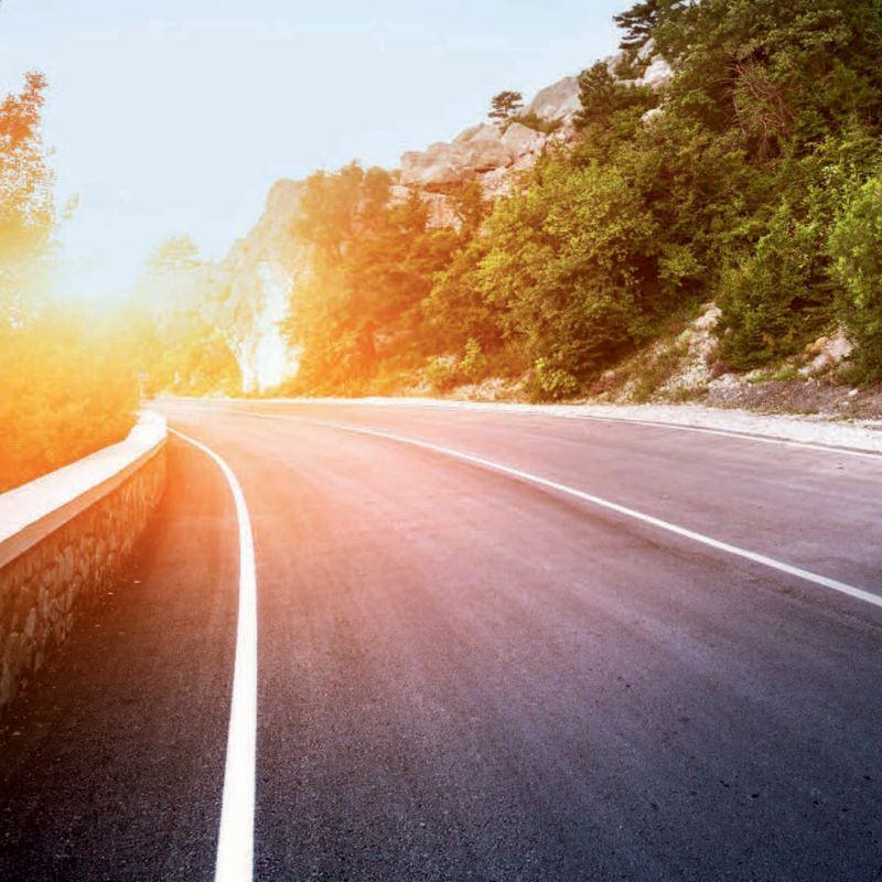 Odkryj najlepsze górskie trasy drogowe w Europie!