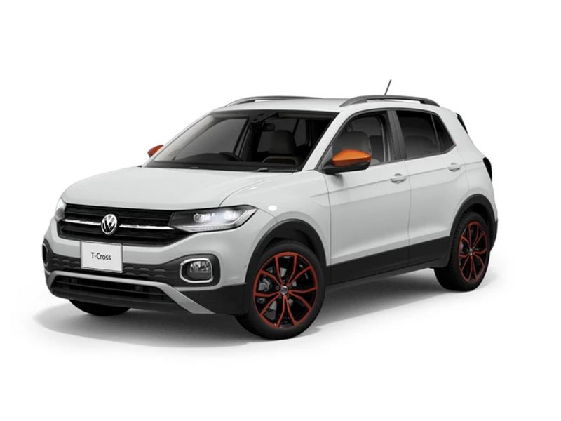 New T-Cross
