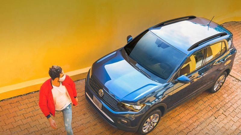 Conoce el precio de T-Cross 2020 en las ofertas de autos Volkswagen durante  agosto