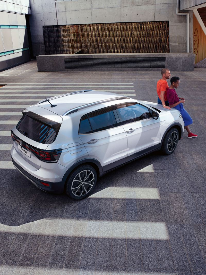 The VW Compact SUV has launch