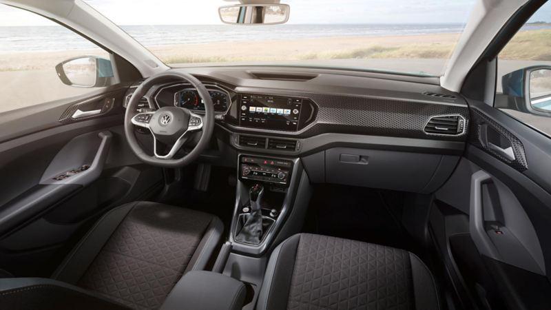 Volkswagen T-Cross interiør