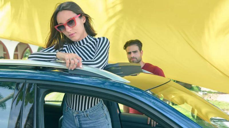 T-Cross 2020, el SUV juvenil de Volkswagen idela para viajes en carretera