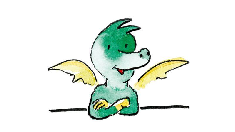Der kleine Drache Tabaluga