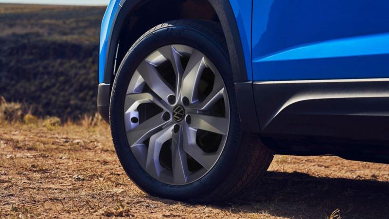 Versión comfortline de Nuevo Taos 2021 - SUV compacto de Volkswagen México