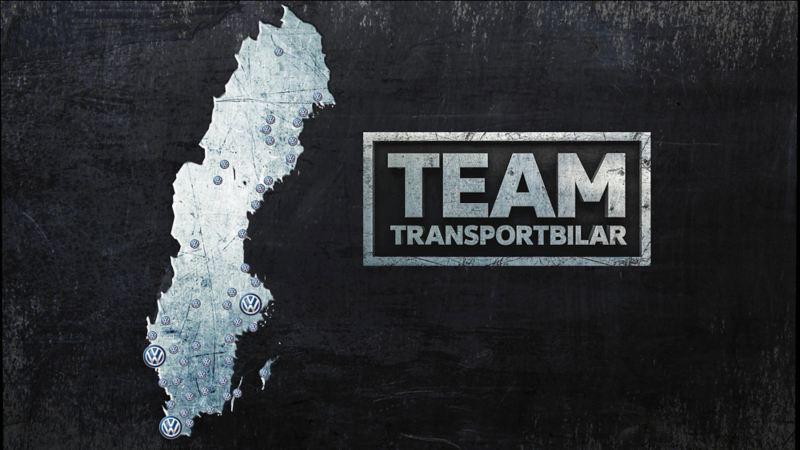 Team Transportbilar finns på 65 orter i Sverige.