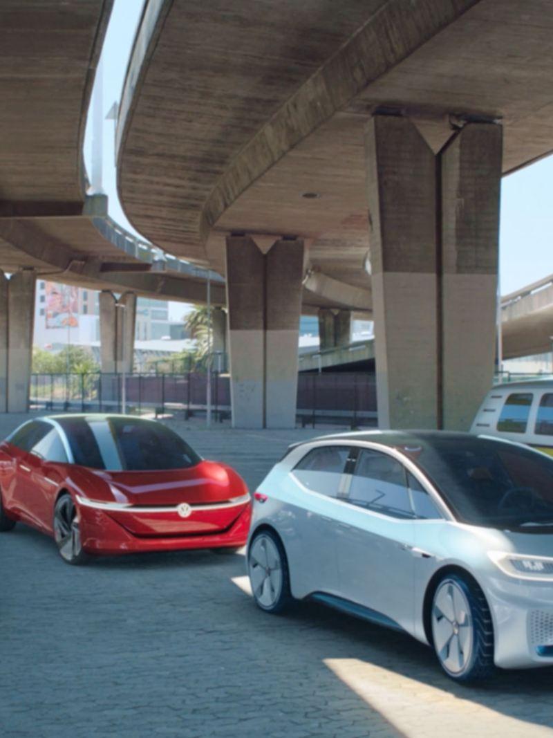 ID. Volkswagen, just electric.