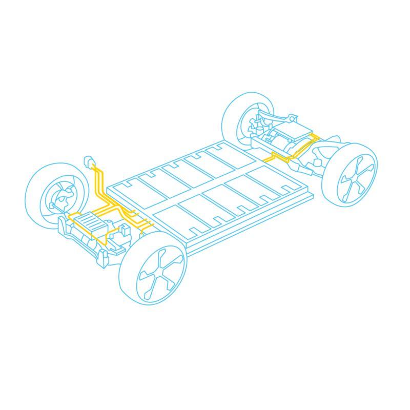 Het voertuigplatform MEB