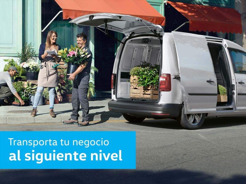 Preevaluador financiero Volkswagen Vehículos Comerciales