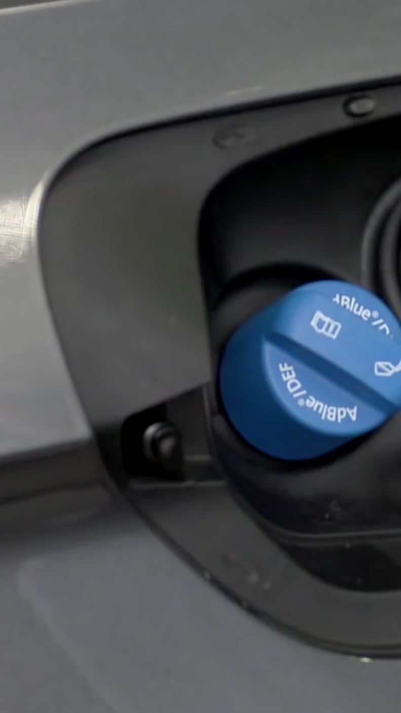 Video about Adblue Selective Catalytic Reduction (SCR)