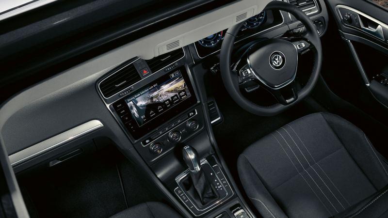 Volkswagen dashboard