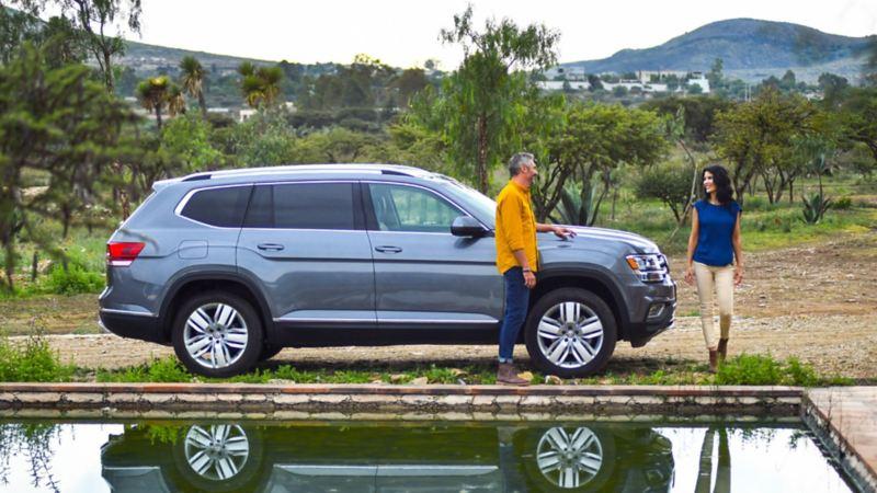 Teramont de Volkswagen destacado por ser la camioneta SUV con mejor desempeño, seguridad y tecnología