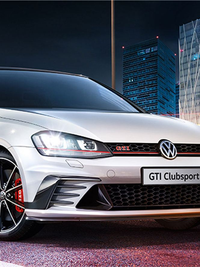 The Hottest VW hatchbacks