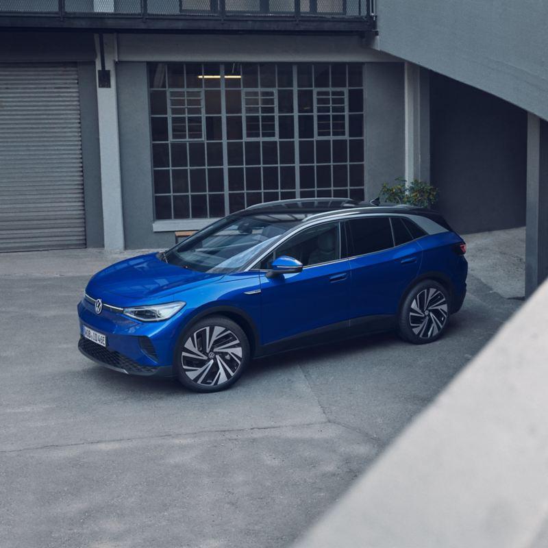 Der VW ID.4