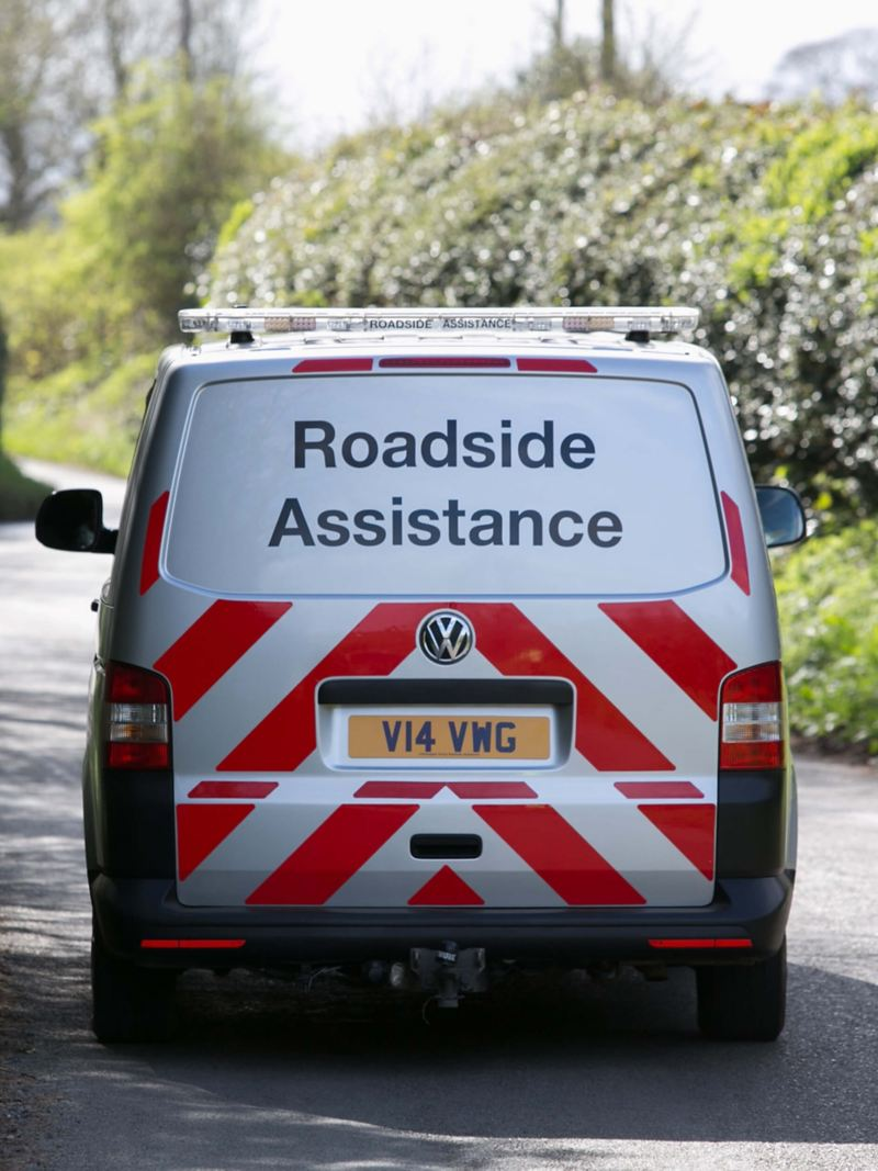 roadside assistance volkswagen van