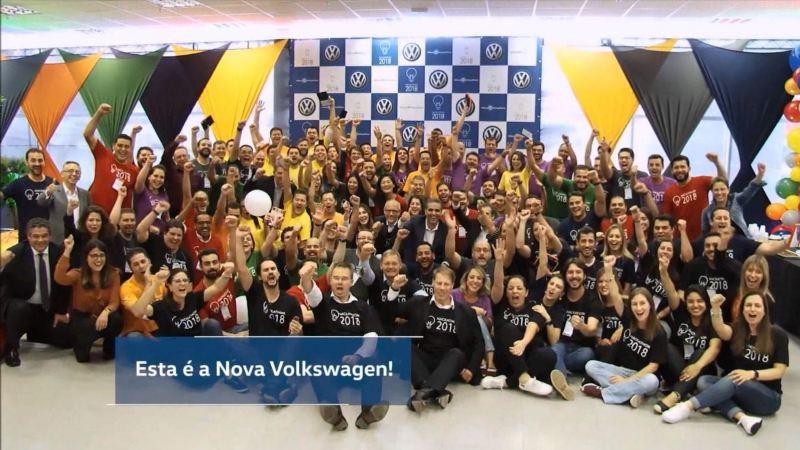 Hackaton - Volkswagen do Brasil