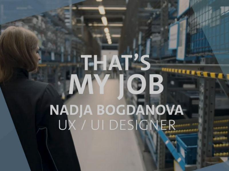 UX Designerin