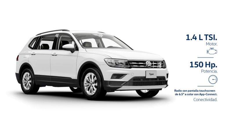 Conoce el precio de Tiguan 2020, la camioneta familiar en las ofertas de autos Volkswagen