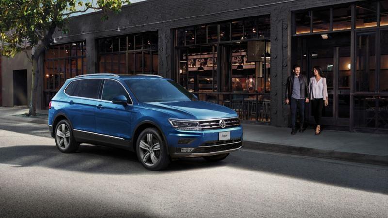 Tiguan 2021 de Volkswagen - Conoce la camioneta SUV con tecnología, seguridad innovadoras y diseño renovado