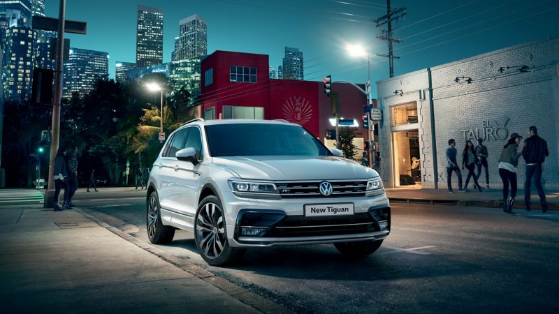 What Does Tiguan Mean >> Tiguan Volkswagen South Africa