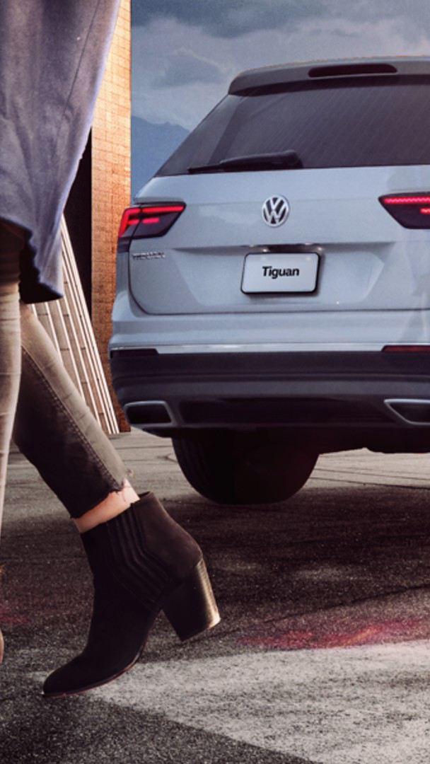 Tiguan camioneta para ciudad de Volkswagen