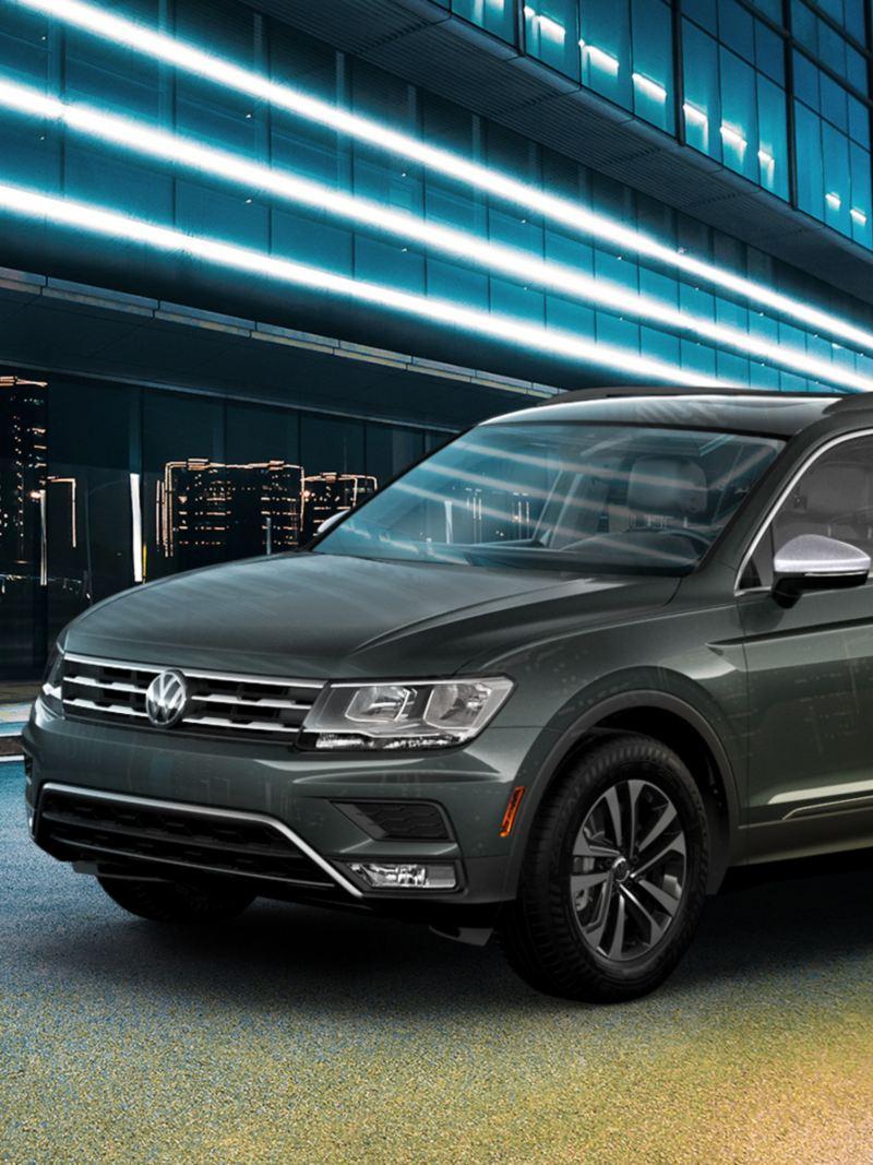 Volkswagen Tiguan IQ.DRIVE SUV