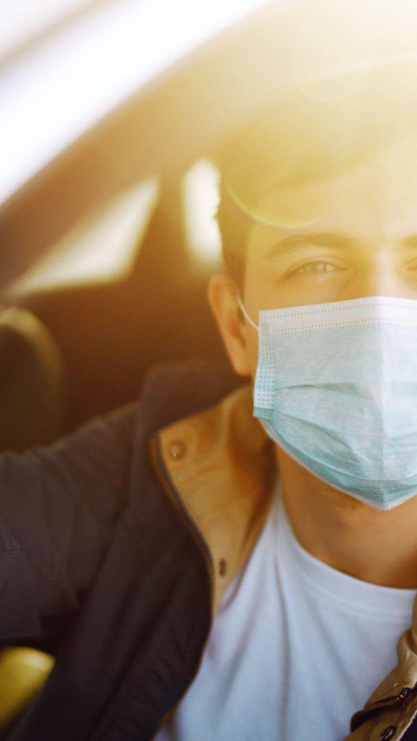 Tips para evitar contagios de COVID-19 al compartir tu auto Volkswagen con compañeros de trabajo