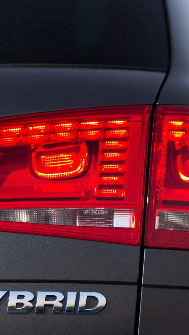 Touareg Hybrid -  La SUV híbrida de Volkswagen. Conoce su diseño exterior e interior