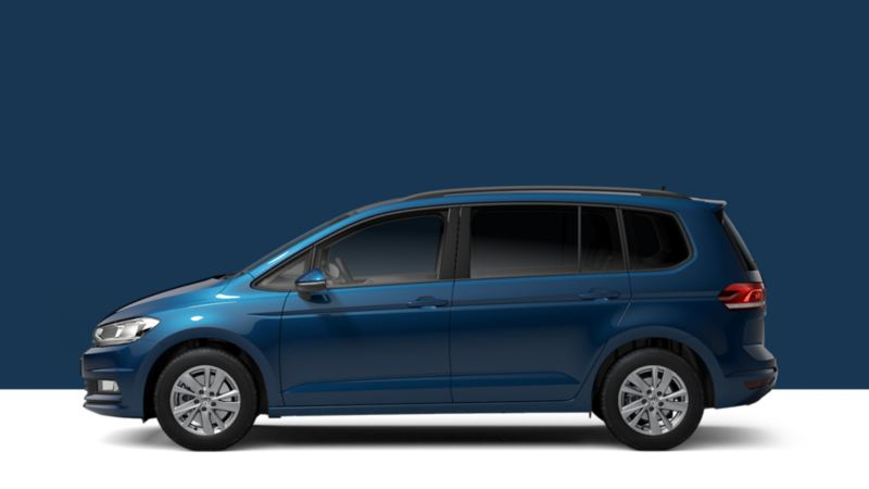 Volkswagen Touran Business laterale