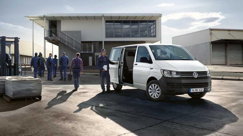 VW Volkswagen Caddy varebil Caddy Maxi range byggeplass entreprenør liten kompakt varebil