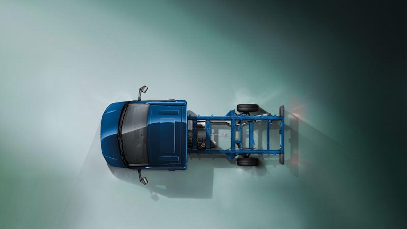 Volkswagen Transporter Podwozie.