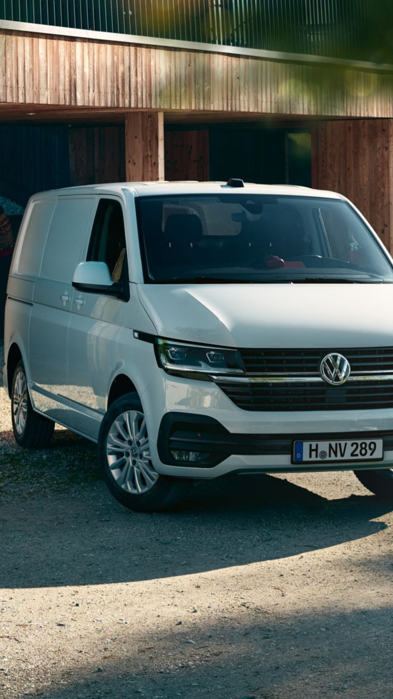 2020 Volkswagen Transporter Spesification