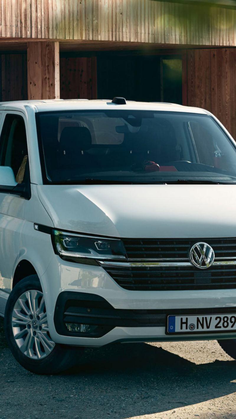 vw VW varebiler Caddy Amarok Transporter Caravelle Multivan e-Crafter pickup kassebil el varebil biogass gass