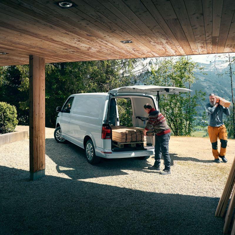Volkswagen Véhicules Utilitaires Transport T6.1