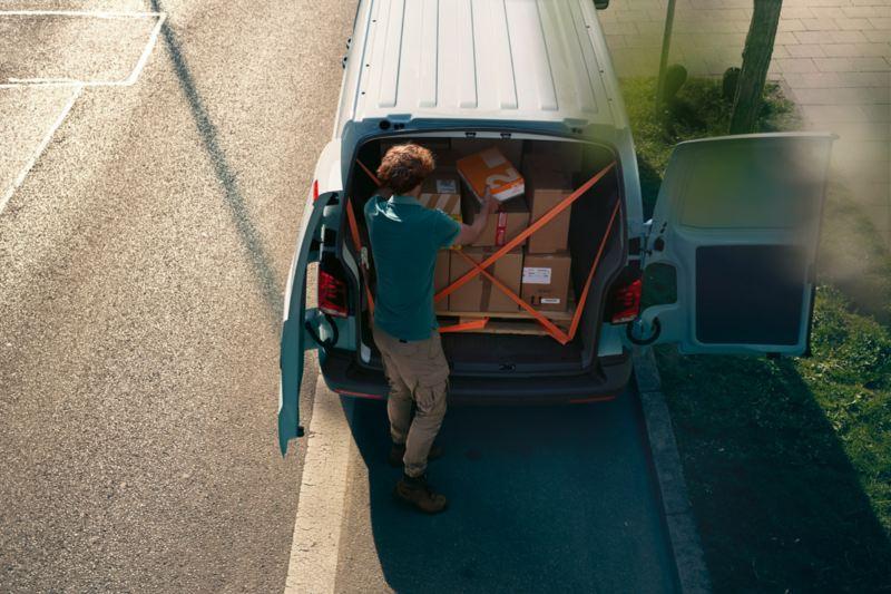 cargas largas Transporter