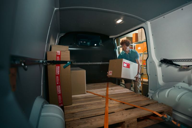 iluminacion interior transporter