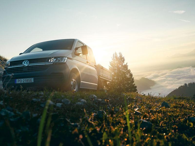 Volkswagen Transporter 6.1 Skrzyniowy.
