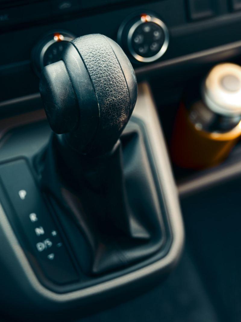 Dual clutch växellåda i VW Transporter T6.1