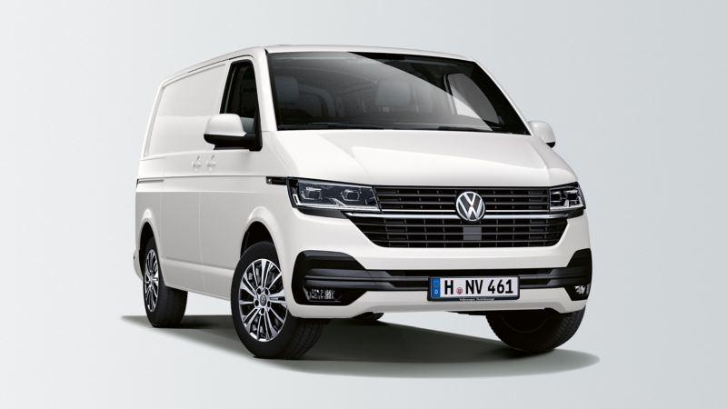 VW Transporter 6.1 Skåp